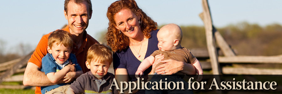 Application for Financial Assistance